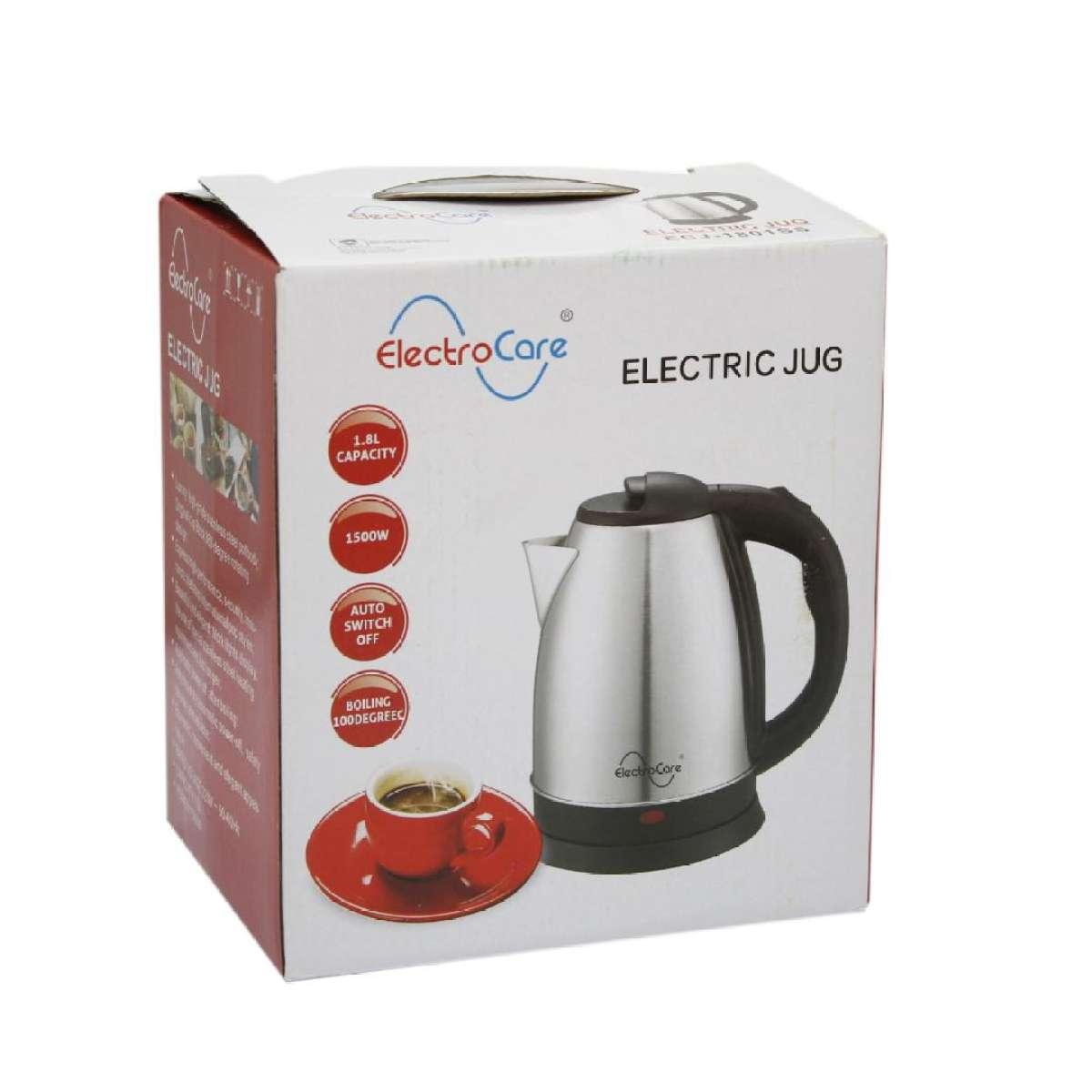 Electromax Electric Kettle Jug (2 Litre)